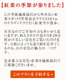 夏休み特別企画 八重桜会席